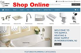 T P S PLUMBING & HEATING SUPPLY Home Page