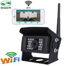 100 Backup Camera For Truck GreenYi Wireless For RVCamperTrailer WiFi