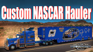 American Truck Simulator Episode 6 | Custom NASCAR Hauler - YouTube Nascar Heat 2 All Xfinity Driverspaint Schemes Youtube Printable 2017 Camping World Truck Series Schedule Sports Blaze And The Monster Machines Teaming With Stars For New A Behind The Scenes Look Digital Trends Nascar Team Driver Jobs Best Resource American Simulator Episode 6 Custom Hauler Clay Greenfield Drives Pleasestand Truck After Super Bowl Ad Rejection Worst Job In Driving Team Hauler Sporting News Tow In Las Vegas Top 10 Reasons To Become A Trucker Drive Mw Abreu Returns Series Motor
