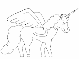 24 Cute Unicorn Coloring Pages 5917 Via Bestcoloringpagesforkids