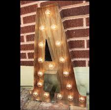 48 Marqee letter lights 4ft Light up Letter Sign