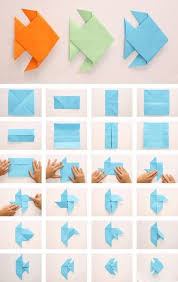 Origami Handwork For Children