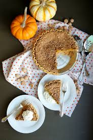 Preparing Fresh Pumpkin For Pies by Pumpkin Pie With Amaretto Streusel The Baking Fairy