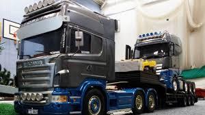 100 Rc Semi Trucks And Trailers RC TRUCKS LEYLAND AUGUST 2018 Tamiya Semi Truck Action YouTube