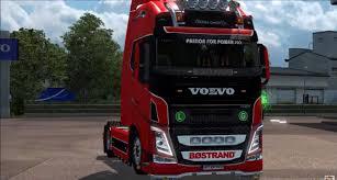 VOLVO FH 2013 [OHAHA] V19.4 Truck -Euro Truck Simulator 2 Mods