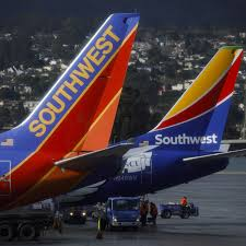 FAA Eyed Ordering Southwest To Idle 38 Jets Over Records - WSJ
