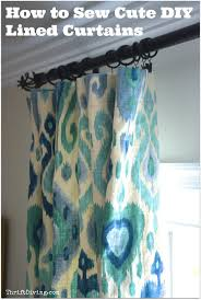 Thermal Lined Curtains John Lewis by The 25 Best Lined Curtains Ideas On Pinterest Homemade Curtains