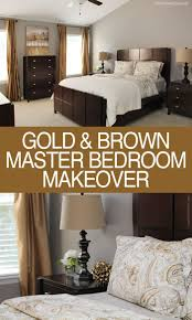 Brothers Master Bedroom Makeover Brown