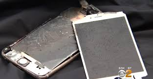 College Student Claims iPhone Caught Fire In Pocket During Class