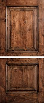 Front Door Custom Single Solid Wood With Medium Mahogany Finish