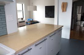 Pickled Oak Floor Finish by Custom Wood Countertop Options Finishes