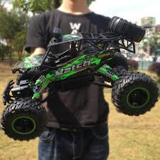 1/12 Scale 4WD Monster Truck Buy Webby Remote Controlled Rock Crawler Monster Truck Green Online Radio Control Electric Rc Buggy 1 10 Brushless 4x4 Trucks Traxxas Stampede Lcg 110 Rtr Black E3s Toyota Hilux Truggy Scx Scale Truck Crawling The 360341 Bigfoot Blue Ebay Vxl 4wd Wtqi Metal Chassis Rc Car 4wd 124 Hbx 4 Wheel Drive Originally Hsp 94862 Savagery 18 Nitro Powered Adventures Altered Beast Scale Update Bestale 118 Offroad Vehicle 24ghz Cars