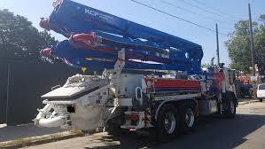 100 Concrete Pump Truck Rental KCP 37 Meters 2874 Depot