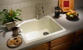 Drop In Bathroom Sink With Granite Countertop by Swanstone Quartz Sinks