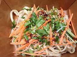 100 Fugu Truck Cold Noodle Salad At Boston