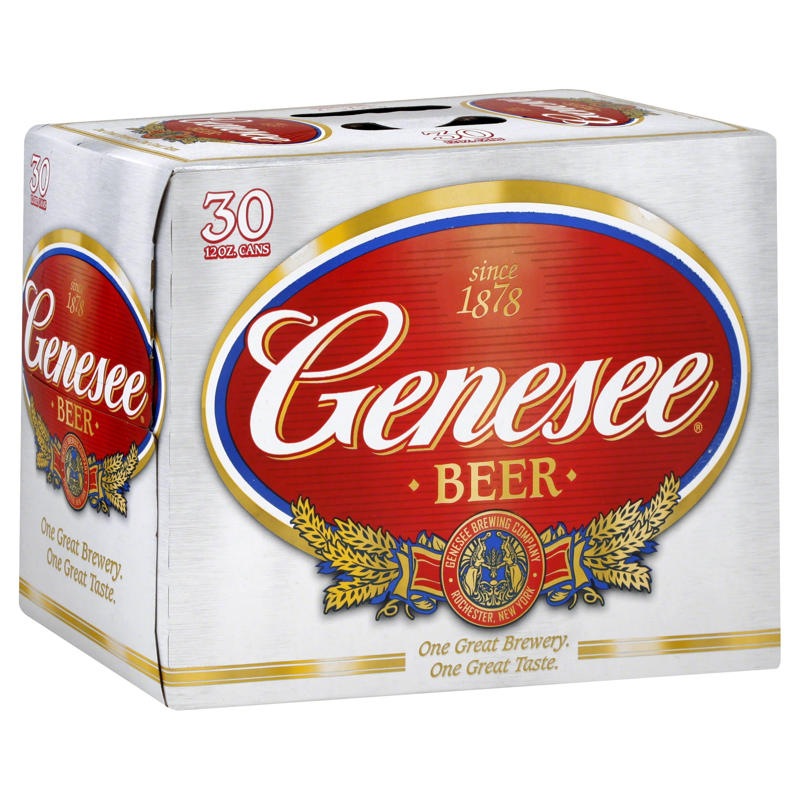 Genesee Beer - 30 Pack