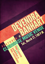 Devendra Gig Poster By AYSAMO On DeviantART