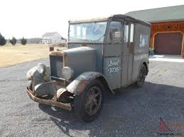 100 Divco Milk Truck For Sale 1936 SF Stand And Drive Delivery SUPER RARE Collectible Must Se