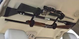 Center Lok Overhead Gun Rack for TRUCK SUV – RuvIT Racks