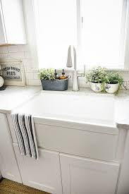 kitchen gorgeous farmhouse kitchen sinks ikea norrsjon double