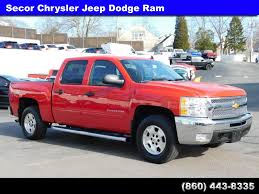 100 Linder Truck Leasing Used 2013 Chevrolet Silverado 1500 LT For Sale In New London Near