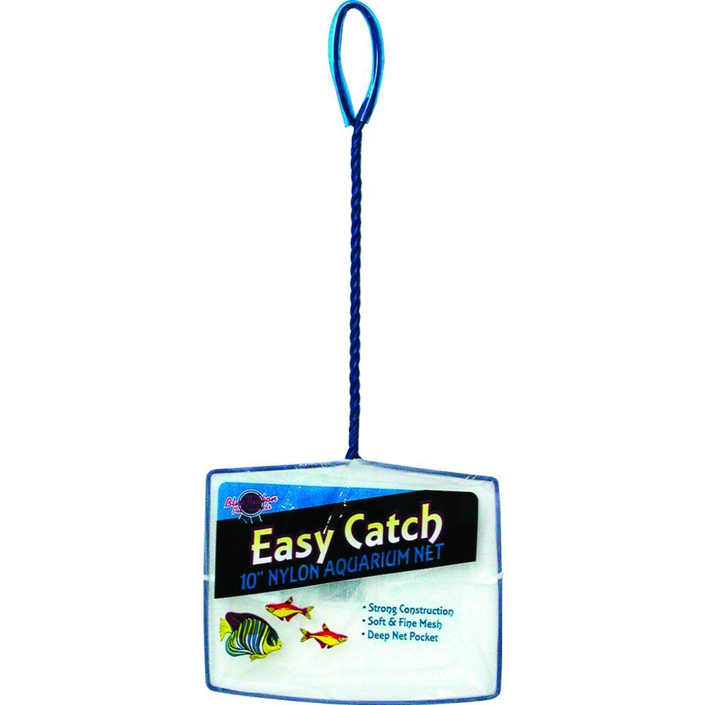 Blue Ribbon Pet Products Easy Catch Fish Net - 10""