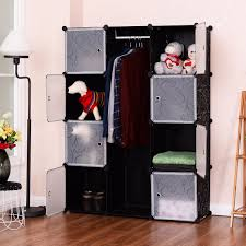 TomCare Closet Organizer 9 Cube Storage Shelves Modular Book Shelf