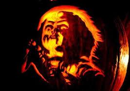 Freddy Krueger Pumpkin by Wonder Woman Miss Meyer