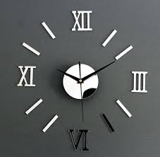 Large Wall Clocks Contemporary Art Design Ideas Collection More Modern Grass Prices
