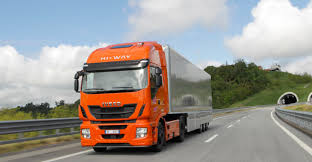 100 Iveco Truck Stralis HiWay Voted Of The Year 2013