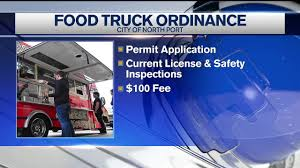 100 Food Truck Permit Now Easier To Operate A Food Truck In North Port