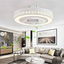 neue moderne kreative led fan deckenventilator led