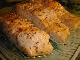 pave de saumon aux baies cuit au micro ondes aux