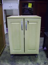 Furniture Locking Microwave Carts With Rollers SOLD Consignment