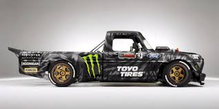 100 Truck Designer Ken Block Ford F150 Hoonitruck New Drift For Gymkhana 10