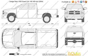 2006 Dodge Ram 1500 Bed Dimensions Car Autos Gallery