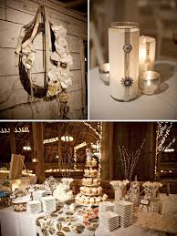 Image Of Cheap Rustic Wedding Decor