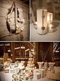 Image Of Cheap Rustic Wedding Decor