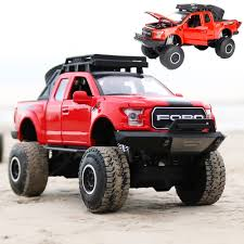 Aliexpress.com : Buy New 1:32 Kids Toys Ford Raptor F150 Pickup ... 127 Ford F350 Superduty Diecast Pickup Truck Youtube 164 Ln Grain Red With Dump By Top Shelf Replicas Buy Now Rigo Kids Rideon Car Licensed Ranger Battery Aliexpresscom New 132 Toys Raptor F150 First Gear 1973 F100 Metal Gulf Oil Ebay 1940 Black 118 Scale Model By Motor Max 73170 World Tech Svt Rc Vehicle 124 Toy Super Duty Dually Biguntryfarmtoyscom Harga Kinsmart 2013 Supercrew 1 Custom 124th Scale Jada Diecast Ford Raptor Sheriff Wb Special Trucks Edition Blue 2017 Flatbed Big Country Farm Horse