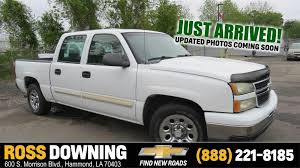 Used Chevy Pickup Trucks New 2006 Used Chevrolet Silverado 2500hd ...