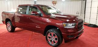 Motor Trend Names Ram 1500 Truck Of The Year For 2019 - The Newsroom ...