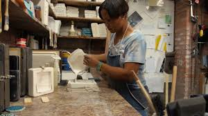 Pewabic Pottery Tiles Detroit by Detroit Performs Clip Pewabic Pottery Youtube