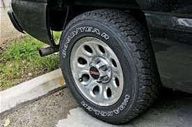 Goodyear Wrangler SilentArmor Pro Grade Tires - Hot Rod Network
