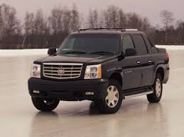 2003 Cadillac Escalade EXT Sport Utility Truck   Cadillac Colors 2017 Honda Ridgeline Rack And Opinion H2 Sut Red Sport Utility Truck Stock Photo Picture Royalty Free Image The_machingbird 2005 Ford Explorer Tracxlt The Gmc Graphyte Hybrid Is A Truckbranded Concept Car And Sport Hummer Rear Hatch 1024x768 Utility Vehicle Wikipedia 25 Future Trucks Suvs Worth Waiting For Subaru Outback A Monument To Success New On Wheels Groovecar Bollinger B1 Is Half Electric Suv Pickup