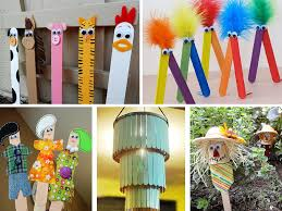 9 Super Easy And Inexpensive DIY Popsicle Stick Crafts