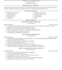 Resume For Government Jobs Format Example Job Sample In