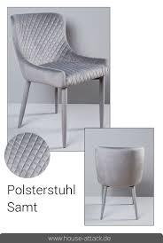 samt stuhl stühle esszimmerstuhl velvet wohnzimmerstuhl