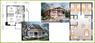 Small House Plans by Tiny And Small House Plans House In The Valley