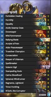 the most expensive decks in hearthstone esports edition