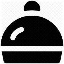 cloche de cuisine cloche icon travel hotel holidays icons in svg and png iconscout